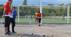 Siirtli Sporcu Şenay İder Balkan Şampiyonu Oldu