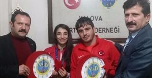 Siirt'in Gururu Dünya Şampiyonu Evin Demirhan, Yalova'da Siirtlilerle Buluştu
