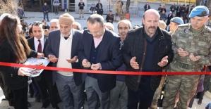 Baykan'da Şehid Yakup Akdağ Adına Yapılan Park ve Mescidin Açılışı Yapıldı