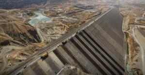 Ilısu Barajında 6 Ünitede Üretime Hazır