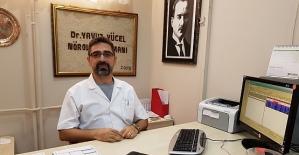 Dr. Yücel, Beyin Felci İle İlgili Merak Edilenleri Anlattı