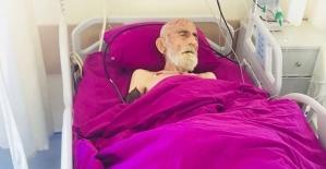 Kalça Kemiği Kırılan 95 Yaşındaki Adam, Ameliyatla Yürümeye Başladı