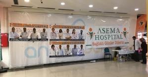 Özel Asema Hospital'dan Vatandaşa Ücretsiz Sağlık Hizmeti