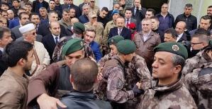 Özel Harekat Polisi Afrin#039;e Dualarla...