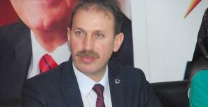 """AK Parti İl Başkanı Çalapkulu'nun """"18 Mart Şehitleri Anma Günü ve Çanakkale Zaferi"""" Mesajı"""