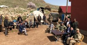 Eruh Kaymakamı Dayanç, Köy Ziyaretlerine Devam ediyor