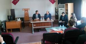 Şirvan'da Eğitim Masaya Yatırıldı