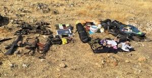 7 Teröristin Öldürüldüğü Operasyonda...