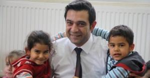 AK Parti Merkez İlçe Başkanı Ekrem...