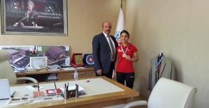Bedriye Aksu, Avrupa Şampiyonasında Ülkemizi Temsil Edecek