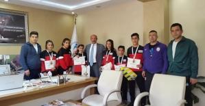 Judo Anadolu Yıldızlar Finali Çanakkale İlinde Yapıldı
