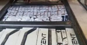 3.470 Paket Kaçak Sigara Ele Geçirildi