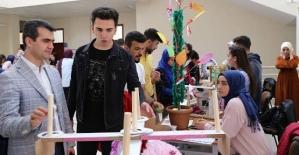 Eğitim Fakültesi Öğrencileri Sanat ve Eğlenceyle Dolu Bir Gün Geçirdi