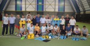 """""""15 Temmuz Demokrasi ve Milli Birlik Günü"""" Futbol Turnuvasının Şampiyonu Belli Oldu"""