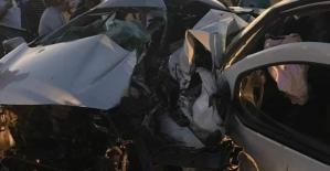 Mucurlu Yolda Kazalar Devam Ediyor:...
