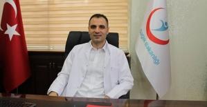 Siirt Devlet Hastanesi Başhekimliğine, Ortopedi Uzmanı Dr. Sedat Yeşilbaş Atandı
