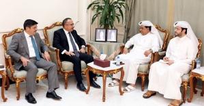 Siirt Heyeti Kuveyt ve Katar Ziyaretlerini Tamamladı