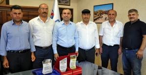 Siirtli Köy Muhtarlarından Dicle...