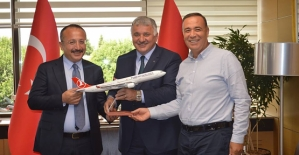 AK Parti Milletvekili Osman Ören, Havalimanı İle İlgili Sosyal Medya'da Açıklama Yaptı