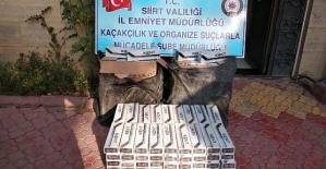 Sigara Kaçakçılarına Geçit Yok