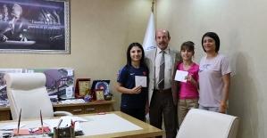Siirtli Bayan Güreşçiler Balkan Şampiyonasında...