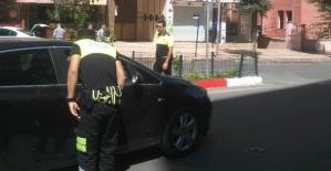 Trafikte Emniyet Kemeri ve Cep Telefonu...