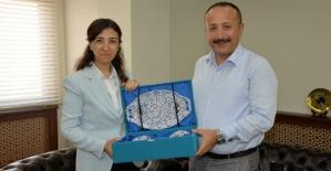 Vali Atik, Yalova Valisi Tuğba Yılmaz'a Nezaket Ziyaretinde Bulundu