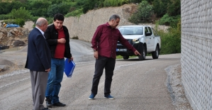 """Limak, Şirvan İlçemize Bağlı """"Kapılı ve Yolbaşı"""" Köy Yollarını Asfaltladı"""
