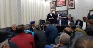 AK Parti#039;de İlk Başvuru Tayyar...