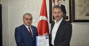 Müslim Hazinoğlu, Siirt Belediyesi Başkan Aday Adayı Oldu