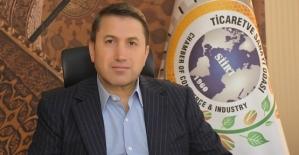 Siirt TSO Başkanı Güven Kuzu'nun Mevlid Kandili Mesajı