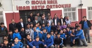 Siirt'te 400 Öğrenciye Mevlid-i Nebi Aşı Dağıtıldı