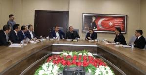Tıp Fakültesi İle İlgili Genel Değerlendirme Toplantısı Yapıldı