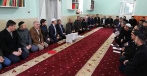 Kurtalan Müftülük Toplantısına Kaymakam Aydın ve Müftü Ahmet Altıok Katıldı