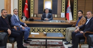 Özel Asema Hospital'dan İl Emniyet Müdürü Kızılay'a Ziyaret