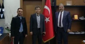 Özel Siirt Hayat Hastanesinden İl Genel Sekreteri Canpolat'a Ziyaret