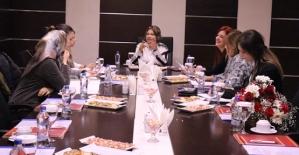 Siirt Gönül Elçileri, Vali Eşi Fulya Atik Başkanlığında Toplandı