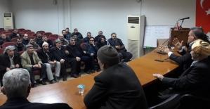 AK Parti Belediye Başkan Adayı Ali İlbaş, Akrabalarıyla Güç Birliği Oluşturdu