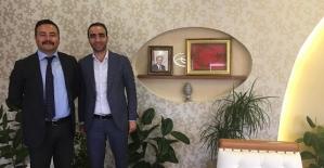 Özel Asema Hospital Yöneticileri, İl ve İlçelerdeki Tüm Kamu Kurum Kuruluşlarını Ziyaret Etti