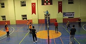 Siirt Devlet Hastanesi Birimler Arası Voleybol Turnuvası