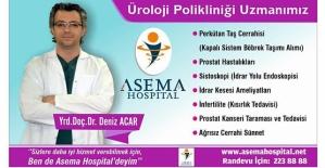 Özel Asema Hospital'da Taş Devrine Son