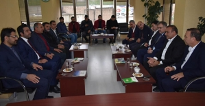 AK Parti Belediye Başkan Adayı Ali...