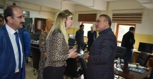 Belediye Başkan Adayı Ali İlbaştan...