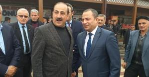 MHP MDK üyesi Sermet Yıldız, Siirt#039;te...