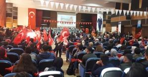 Siirt Eğitim Fakültesinden Coşkulu Çanakkale Zaferi Programı