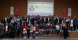 TÜBİTAK Başkanı Prof. Dr. Hasan Mandal, Siirt Üniversitesinde Akademisyenlerle ve Öğrencilerle Bir Araya Geldi
