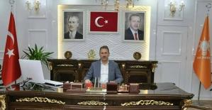 AK Parti İl Başkanı Fuat Özgür Çalapkulu'dan 23 Nisan Mesajı