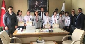 Judo Analig Yarı Final Müsabakaları Malatya İlinde Yapıldı