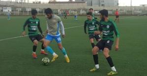 Siirt Özel İdarespor, Ligin Son Maçında Erciş Gençlik Belediyespor'u Deplasmanda 3-1 Yendi