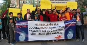 Siirt UltrAslan'dan Küçükçekmece'deki Cinsel İstismar Olayına Sert Tepki